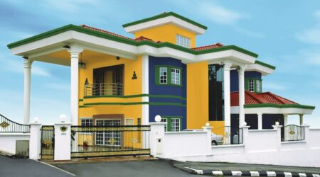 Step by Step Guide to Villa Painting